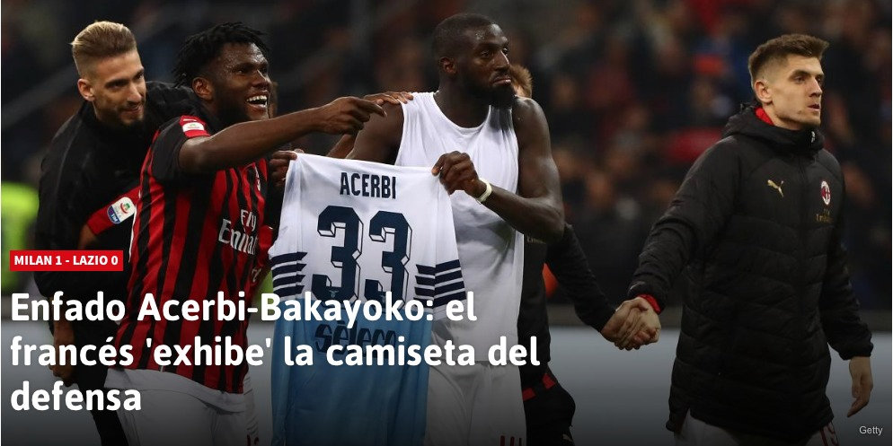 Bakayoko-Acerbi visto da As